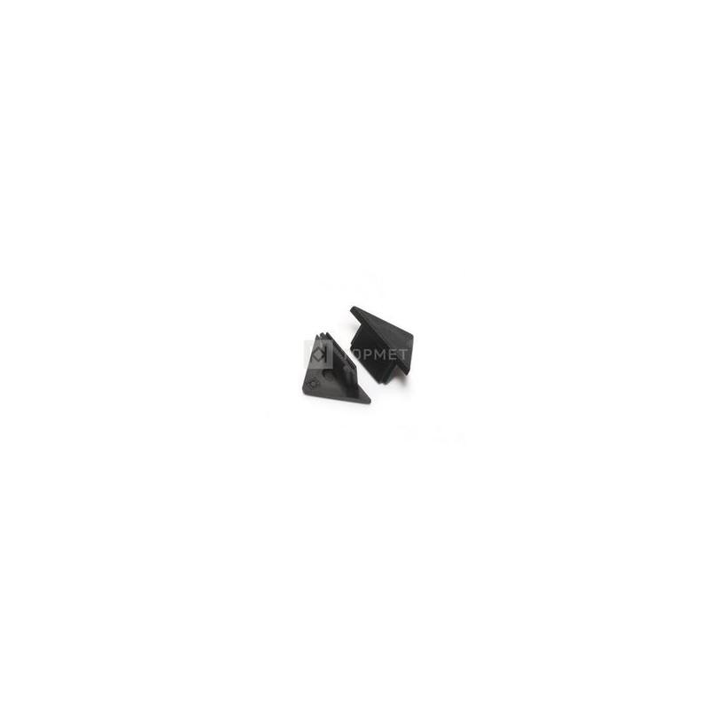 Koncovka WIRELI45 D TRIO černá
