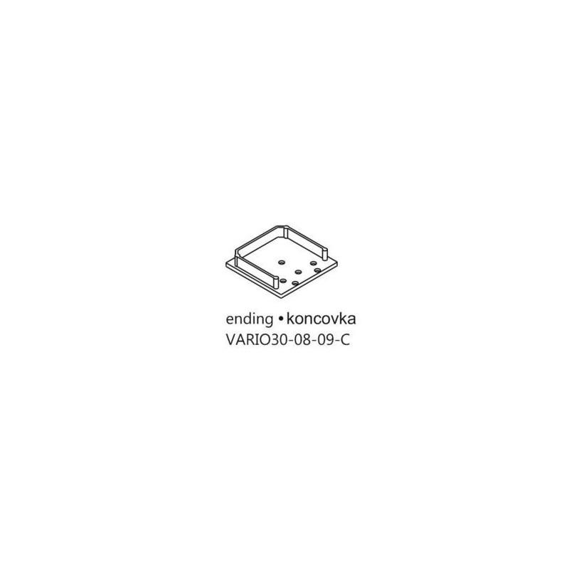 Koncovka Vario30 08-09-C
