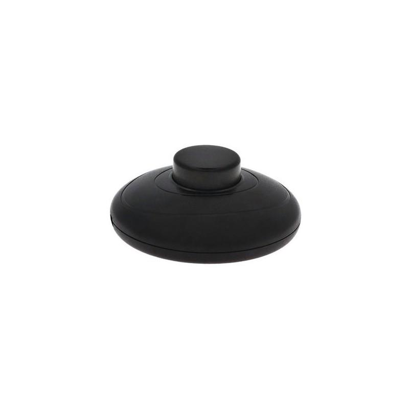 Vypínač nášlapný šňůrový 230V, černý