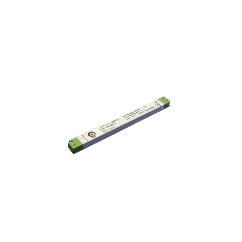 Zdroj napětí 24V 60W SLIM IP20 POS POWER typ FTPC60V24-S