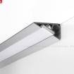 LED profil KLUS LOC-30 anod. (bez krytky) l 3