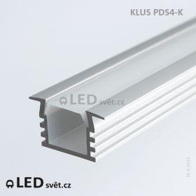 LED profil KLUS PDS4-K l 3