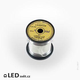 Cín 1.0mm 0.10kg Sn60Pb40 F1