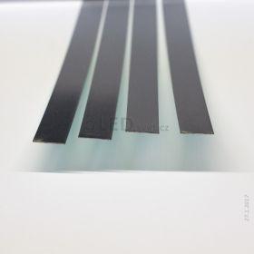Pásovina chladicí ALU B 12,5x0,5x2000mm (MIKRO LINE)