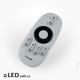 Mi•Light RF 2.4G ovladač 4-zóny CTA 2x6A