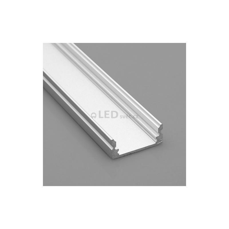 LED profil WIDE12 UP al. anod. l 2m