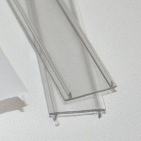 Krycí lišta č.1 - transparent
