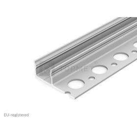 LED profil UNI-TILE12 180°/...