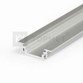 LED profil GROOVE10 BC/UX hliník