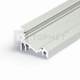 LED profil CORNER10 BC/UX hliník elox l 2