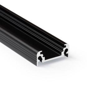 LED profil SURFACE10 BC/UX al. černý