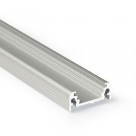 LED profil SURFACE10 BC/UX elox.
