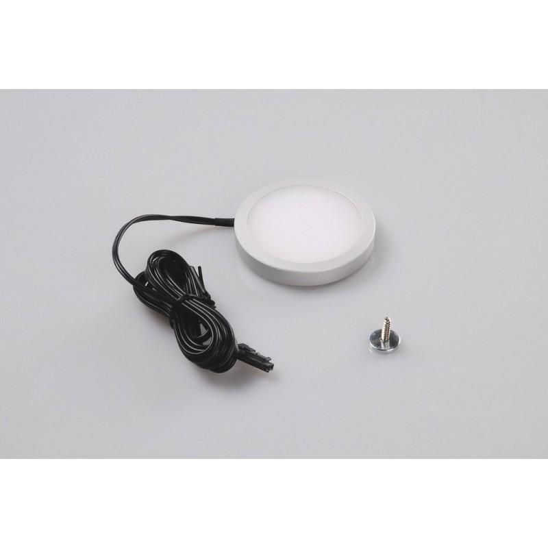 LED svítidlo bodové WIRELI 1,6W 80lm 56x8mm bílá teplá