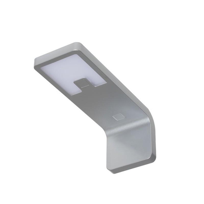 LED svítidlo LENA hliník, bílá studená 4,2W  CW 145 lm