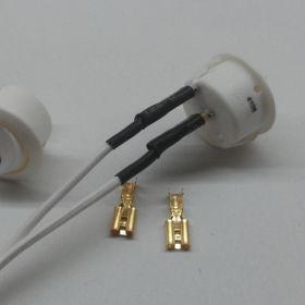 Vypínač kolébkový R13 bílý - napojení