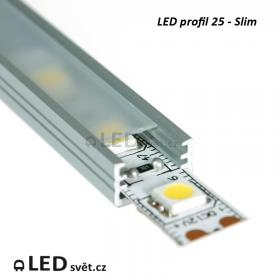 Led profil 25 - SLIM