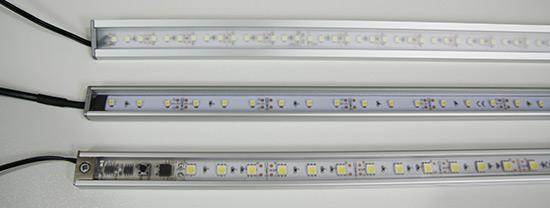 LED pásek v profilu s difuzorem