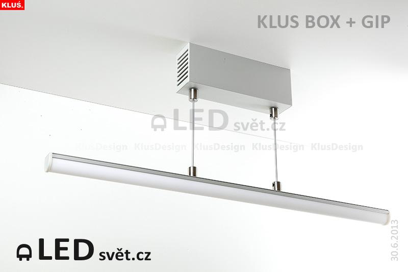 KLUS BOX + GIP
